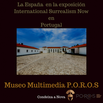 Foto de La España en la exposición International Surrealism Now en