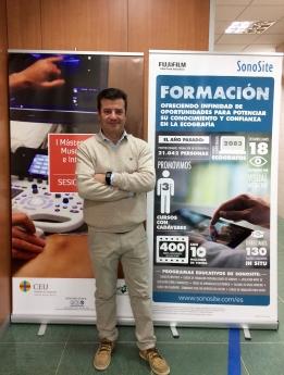 SonoSite apuesta por la formación en ecografía musculoesquelética