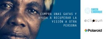 Polaroid y Fundación Elena Barraquer, juntos con los más desfavorecidos