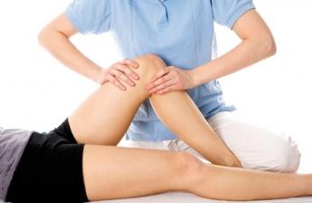 La nieve y el frío, principales causas de las lesiones de rodillas