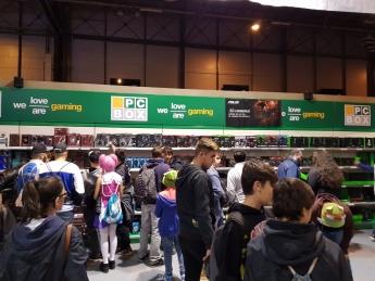 PCBox en Gamergy