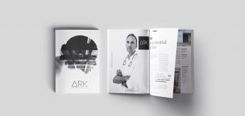 Portada de la Revista ARK