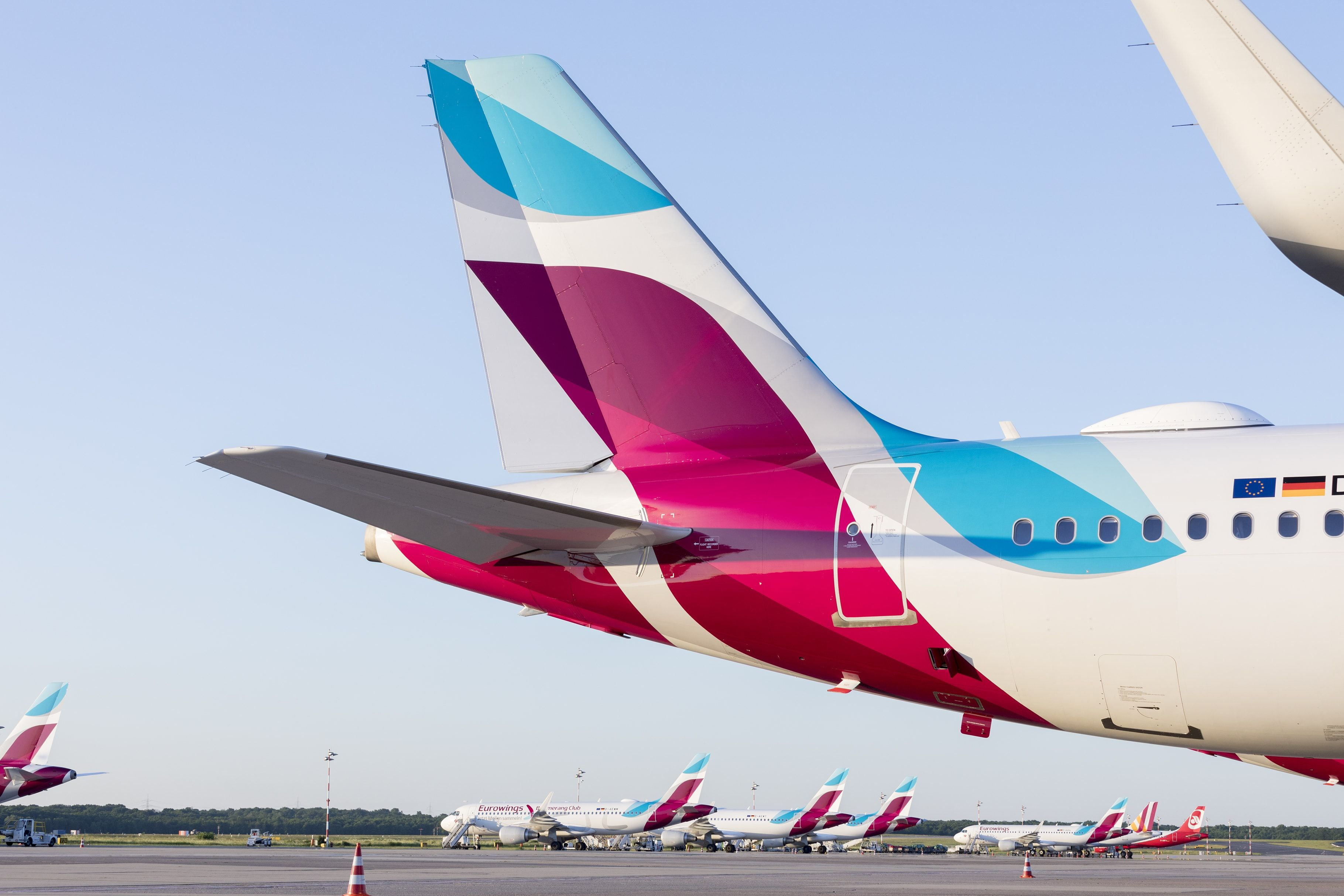 Foto de Eurowings presenta nuevos vuelos adicionales a Palma de