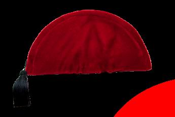 Foto de bolso rojo terc