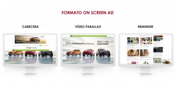 Smartclip y Renault, pioneros en el uso del formato On Screen Ad