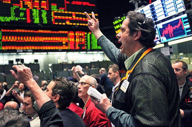 Fotografia Curso trading Sevilla