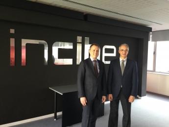 Foto de Alberto Hernández, Director General de Incibe y