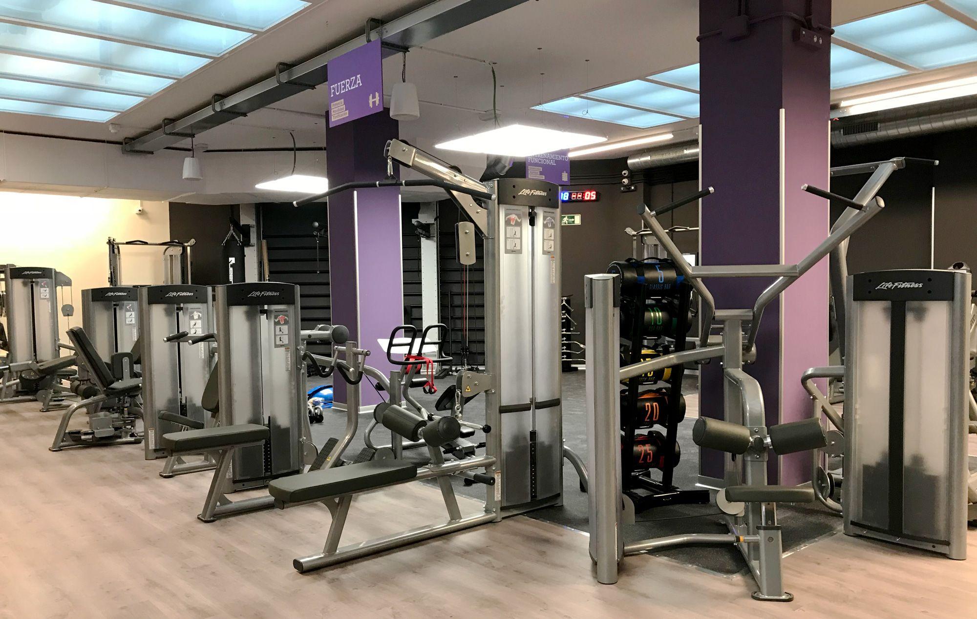 Foto de Anytime Fitness debuta en la zona norte de España