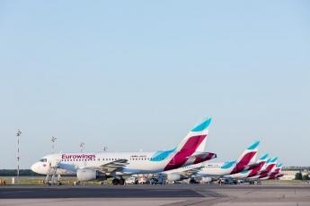 Eurowings ofrece un 25% de descuento en más de 4 millones de billetes