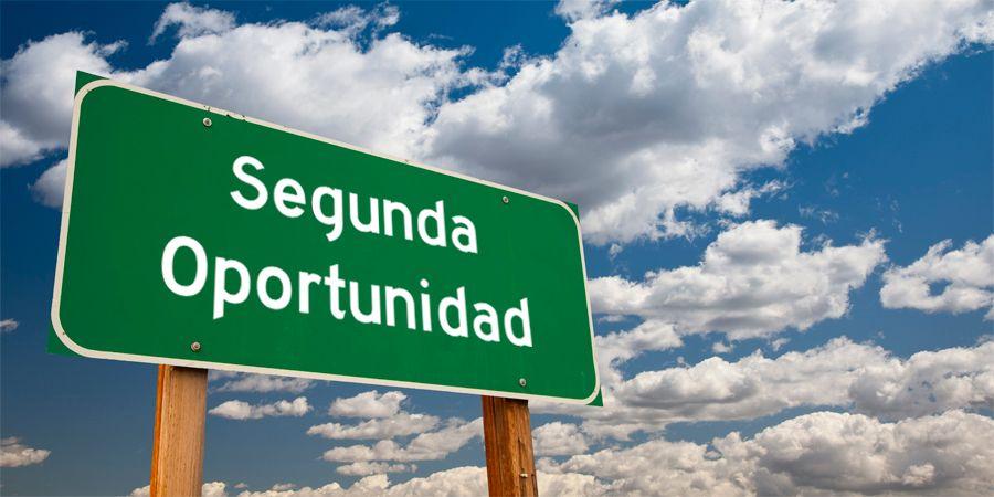 Foto de Ley Segunda Oportunidad