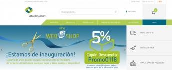 Tienda Online de Schoeller Allibert en España