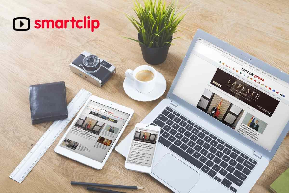 Foto de Smartclip y EuropaPress