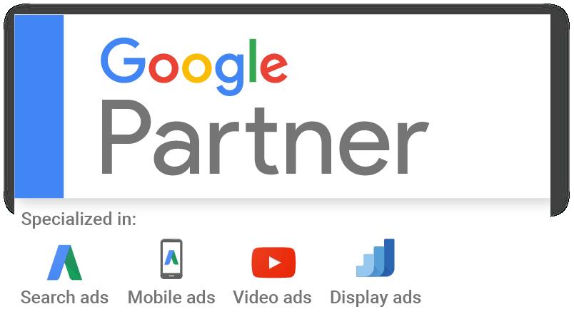 Foto de Especializaciones de Unonet, un Partner de Google.