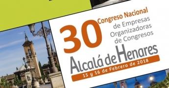 Alcalá de Henares acoge la 30º edición del Congreso Nacional de Empresas Organizadoras de Congresos 2018