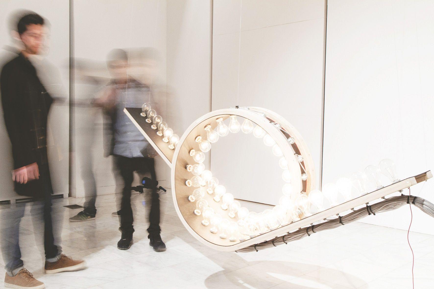 Foto de IED Madrid participa en el Madrid Design Festival