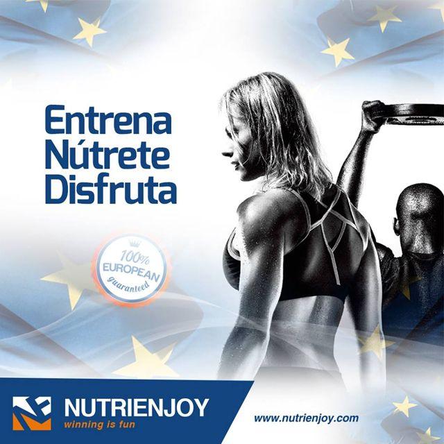 Fotografia Suplementación Deportiva Nutrienjoy