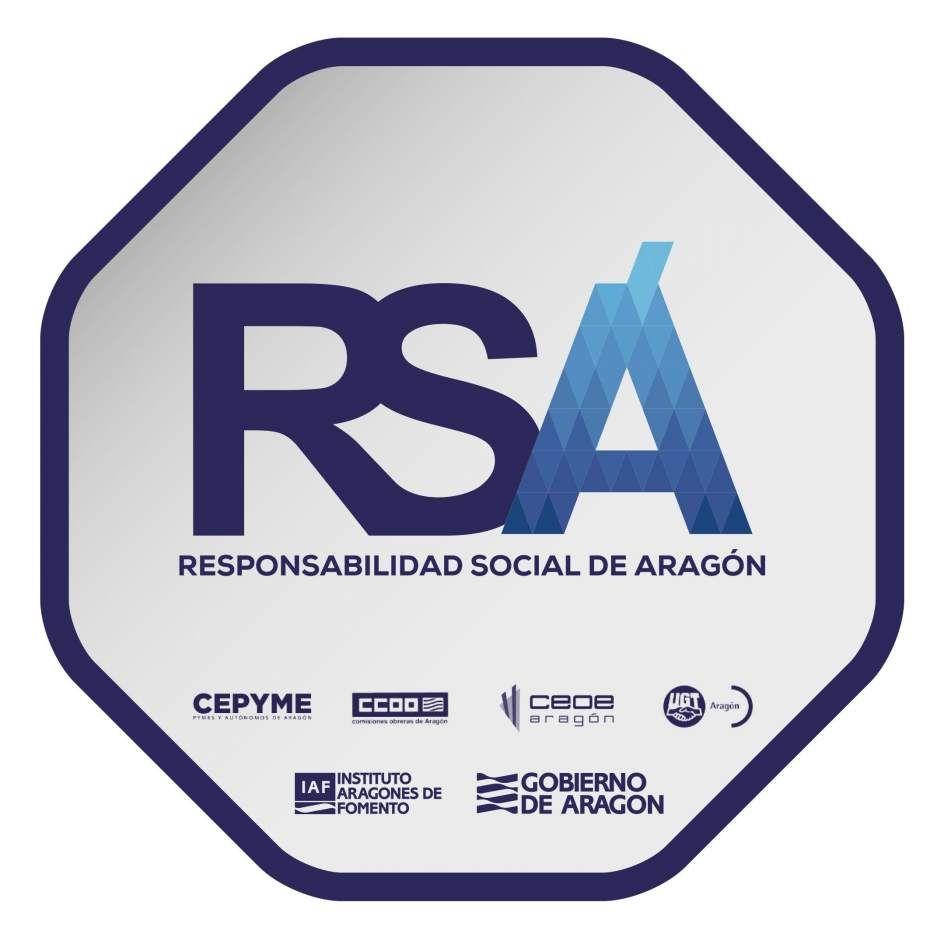 Foto de Sello Reponsabilidad Social de Aragón