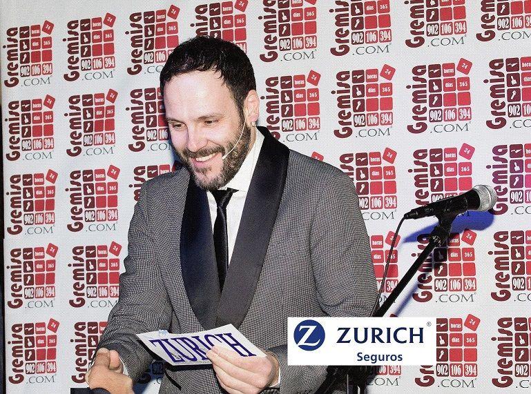 Foto de Acto de presentación de Zurich en Gremisa Asistencia.