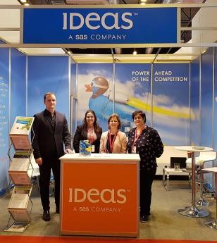 Equipo IDeaS Revenue Solutions en FITUR