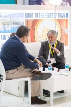Gabriel Martínez, presidente de la Agrupación de Puertos Deportivos y Turísticos de la CV