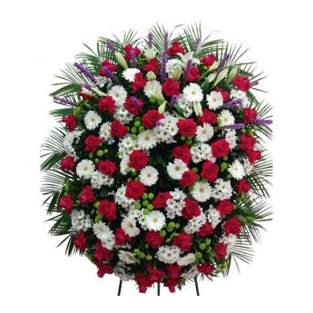 Expertos en arte floral funerario