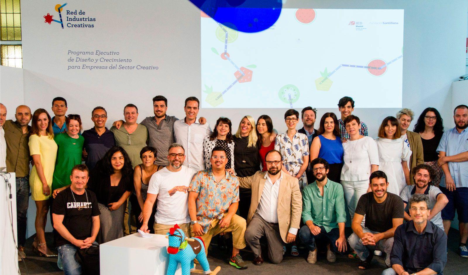 Foto de Imagen de la anterior edición del Programa Ejecutivo de la