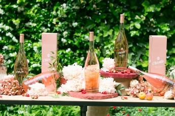 El vino rosado de CHIVITE y ARZAK, protagonista en el Foro Económico de Davos
