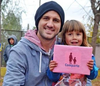 Foto de Voluntario en Argentina