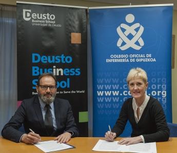 COEGI y Universidad de Deusto lanzan la  primera Masterclass sobre Gestión y Liderazgo en Enfermería