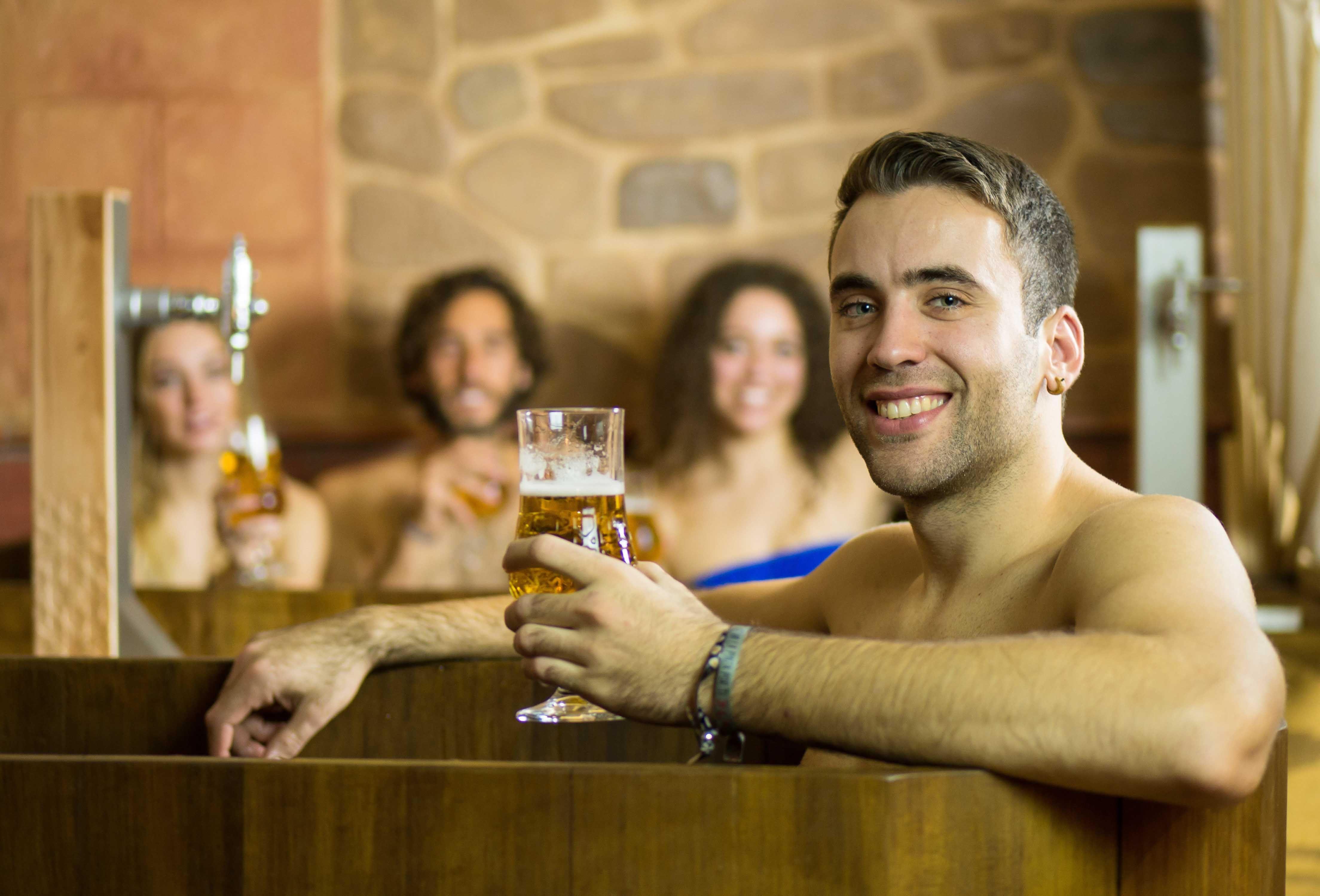 Fotografia Beer Spa granada 2