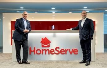 De izquierda a derecha_Fernando Prieto, CEO HomeServe España y H Stephen Phillips, CEO global de Desarrollo Internacional