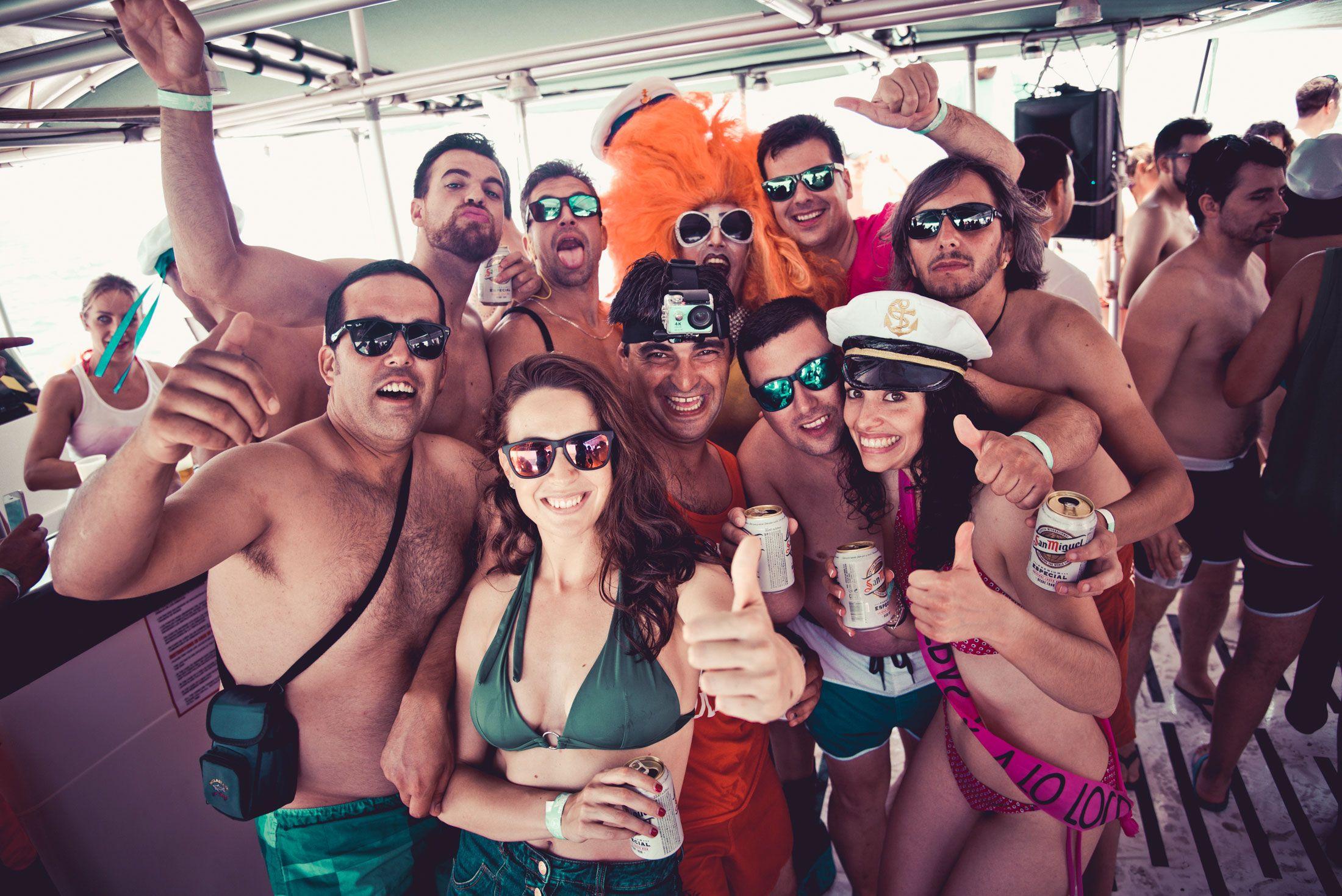 Foto de Boat Party Benalmádena