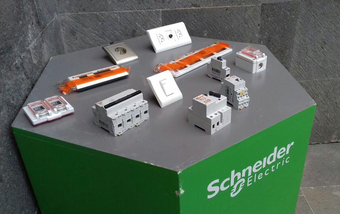 Foto de Are You Ready? Schneider Electric