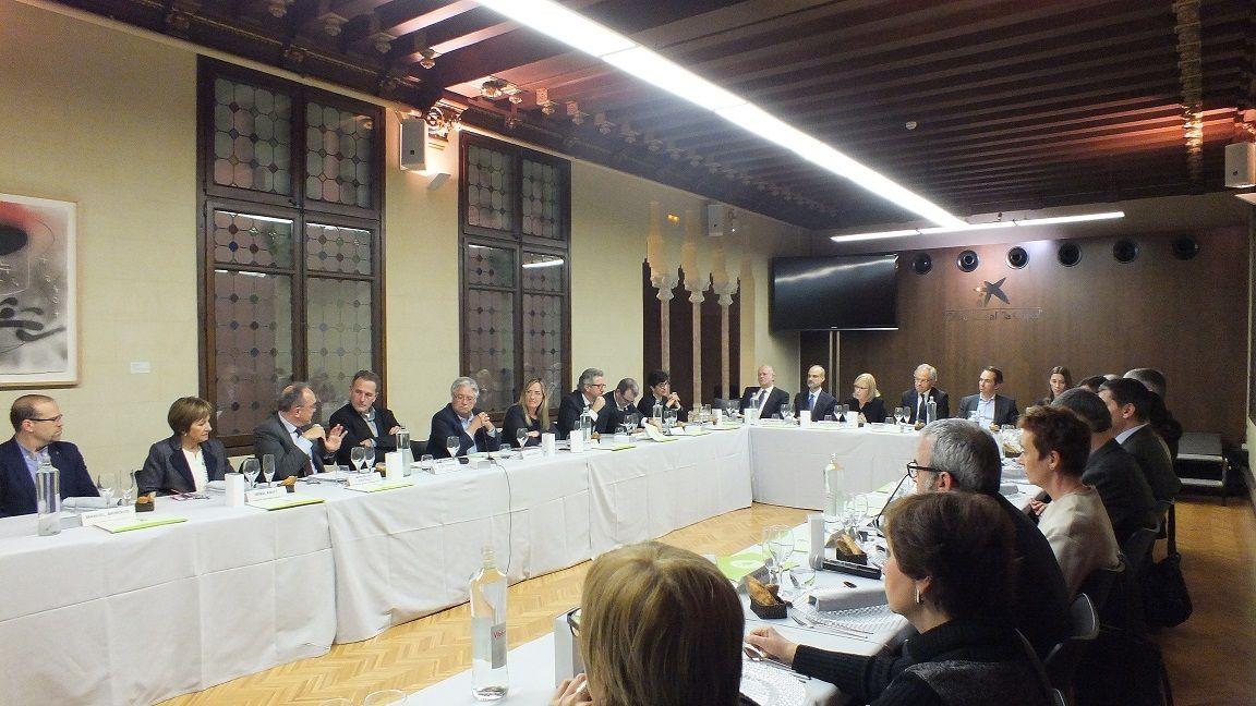 Foto de Encuentro Máximos Representantes