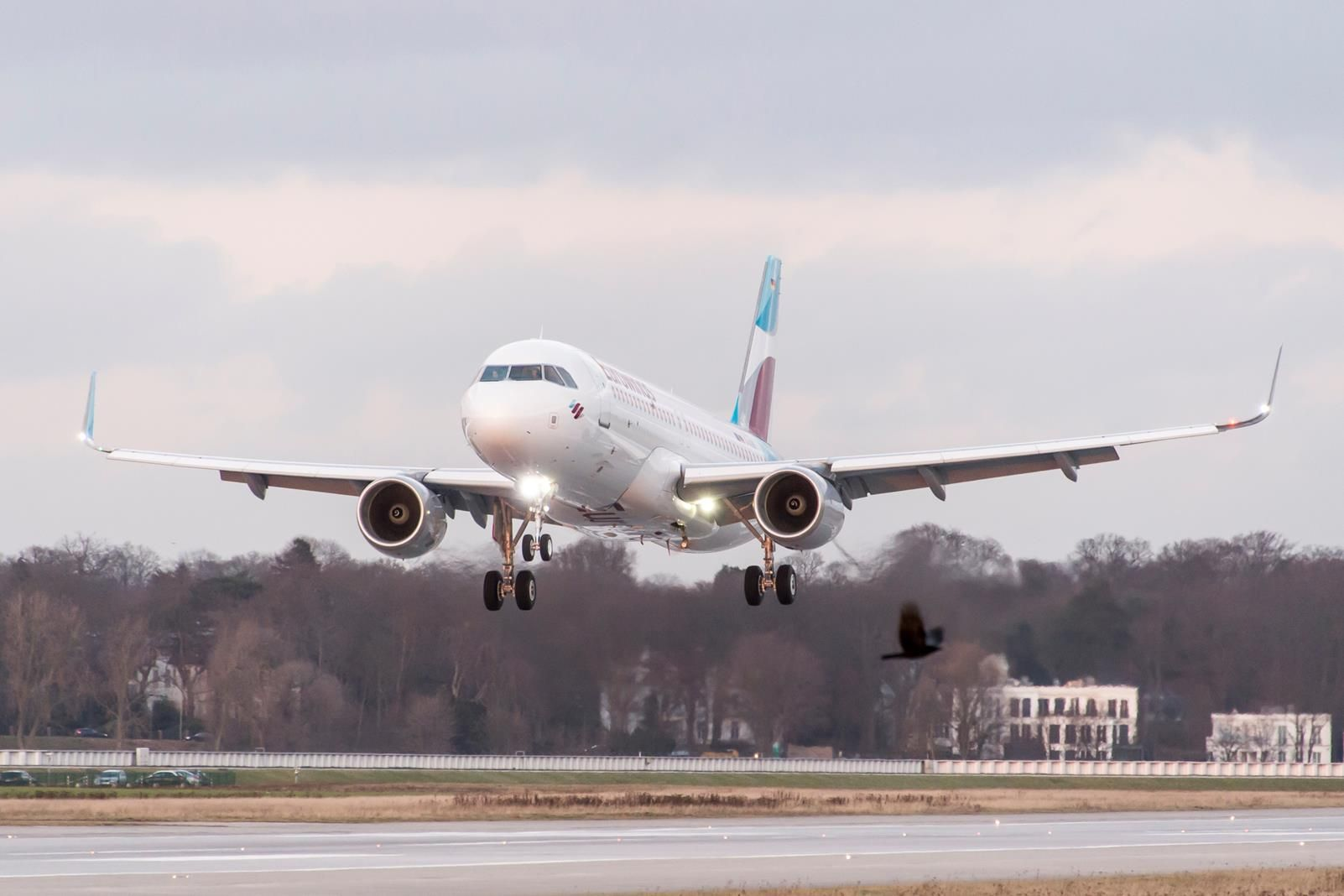 Foto de Avión Eurowings