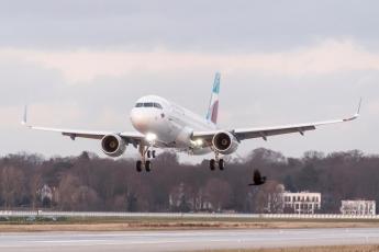 Eurowings ofrece ya Internet de banda ancha en más de 70 vuelos