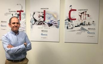 Ignacio Sestafe, responsable de alianzas y nuevo negocio del Grupo Aitana
