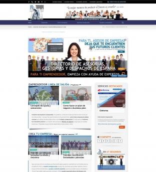 Improdex renueva creacionDempresas.es, punto de encuentro de emprendedores y asesores
