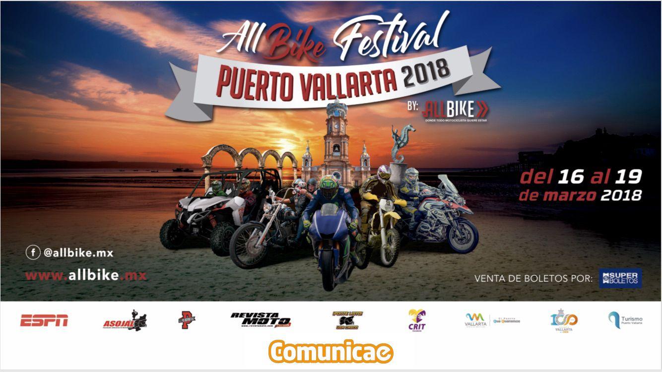 Foto de AllBike Festival Puerto Vallarta 2018