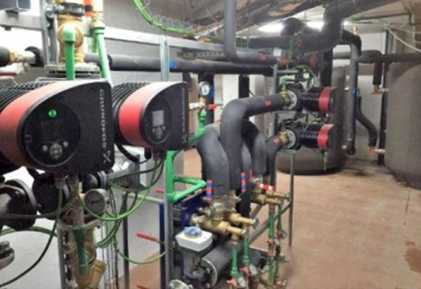 Foto de Instalación Schneider Electric