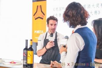 Los vinos de Grupo Faustino armonizan con la cocina de Eneko Atxa para enamorar al público asiático