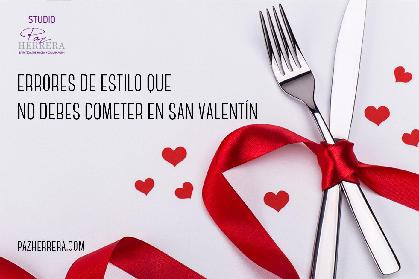 Foto de Errores de estilo que no debes de cometer en San Valentín
