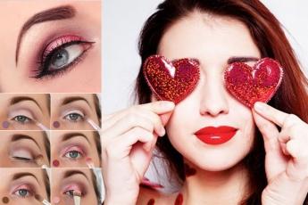 Foto de Cómo maquillarse en San Valentín Paz Herrera Studio Asesora