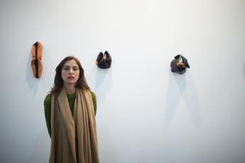 Lucía Pizzani muestra sus formas Límbicas