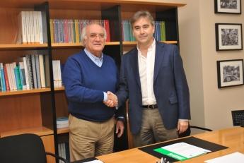 El CGCFE firma un convenio marco de colaboración con SATSE