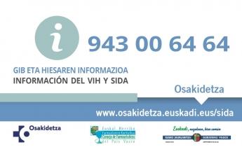 Anverso de la tarjeta informativa que se entregará a los pacientes.