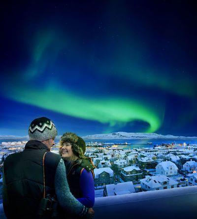 Fotografia Aurora Boreal