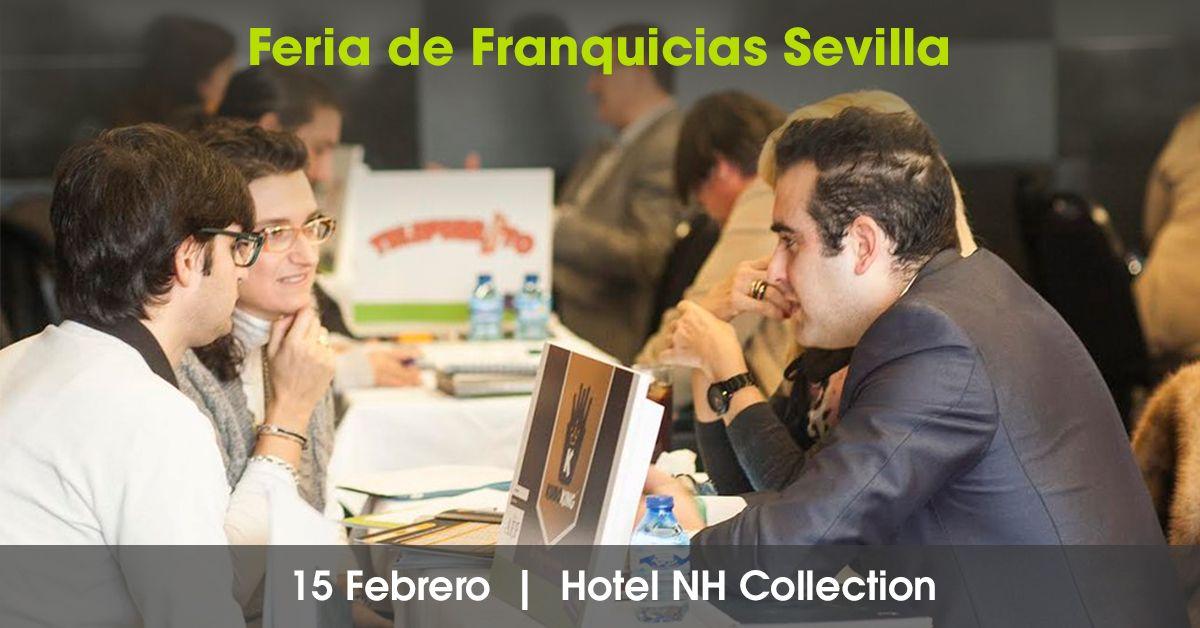 La Feria de Franquicias de Sevilla trae nuevas oportunidades de negocio desde 5.000?