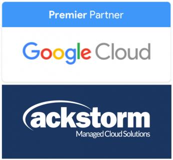 Ackstorm es Partner Premier de Google Cloud Platform