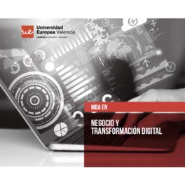 Foto de MBA_Negocio y transform digital- UEV